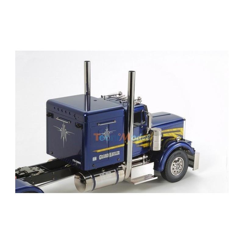 kit de camion grand hauler tamiya 1 14. Black Bedroom Furniture Sets. Home Design Ideas