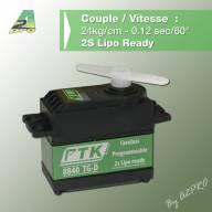 Servo 8840 TG-D Standard Numérique Coreless