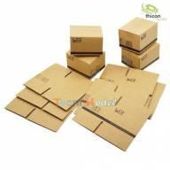 12 Boîtes en carton pour chargement