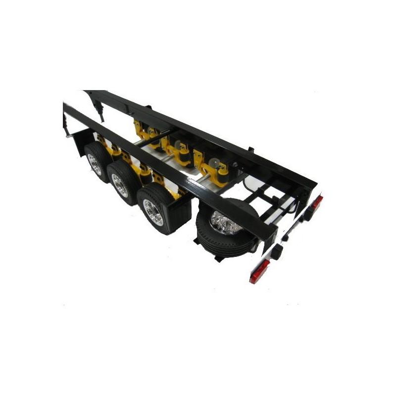 chassis de remorque en kit bande transporteuse caoutchouc. Black Bedroom Furniture Sets. Home Design Ideas