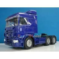 Scania R620 6x4 Bleu 1/14 Tamiya 56327
