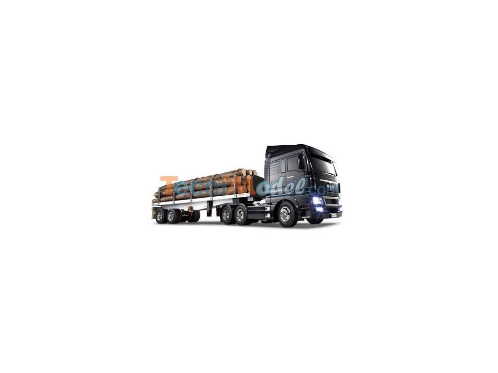 camion tamiya man tgx 6x4 xlx 1 14. Black Bedroom Furniture Sets. Home Design Ideas