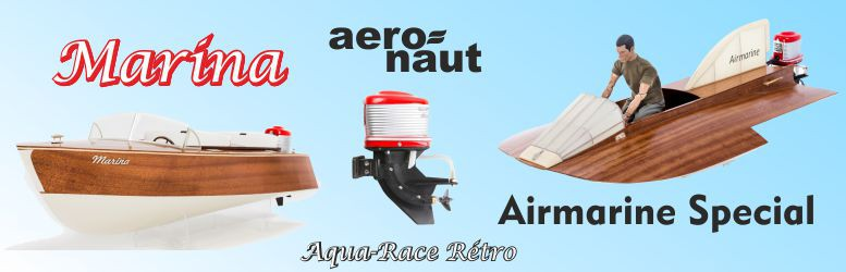 Nouveautés Aéro-Naut