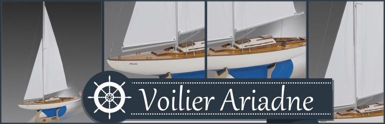 Nouveau voilier Ariadne, de Krick