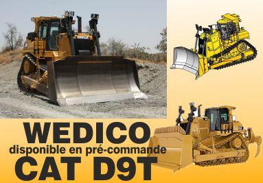 Wedico CAT D9T