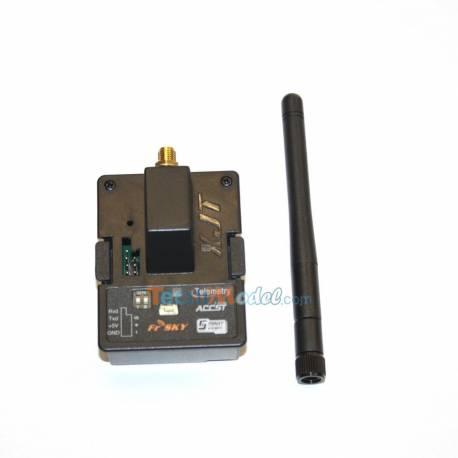 XJT: Module d'émission PXX/PPM 16 voies 2,4 GHz pour Taranis/Graupner/JR
