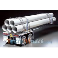 Remorque porte-grumes Tamiya Pole-trailer