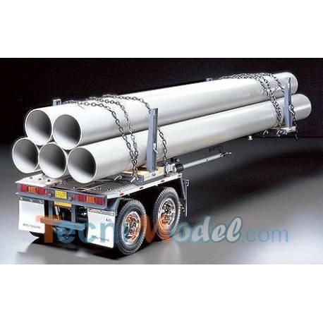 "Remorque porte-grumes Tamiya ""Pole-trailer"""