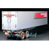 Remorque caisson Tamiya Semi-trailer