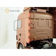 Feux de déflecteur pour camion 1/14, pour système Kotronik, veilleuses seules