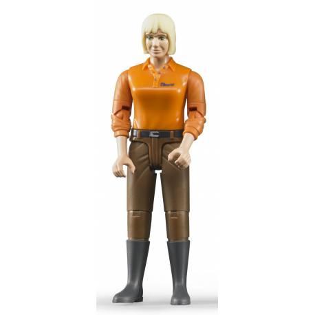 figurine Bruder femme