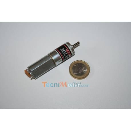 Moto-réducteur d 16mm 62:1 à train épicycloïdal