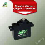 Micro Servo Numérique 8482 MG-D ProTronik
