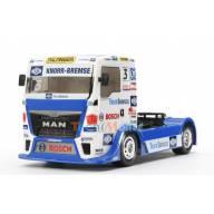 Tamiya Camion MAN TGS Team Hahn Racing 1/14