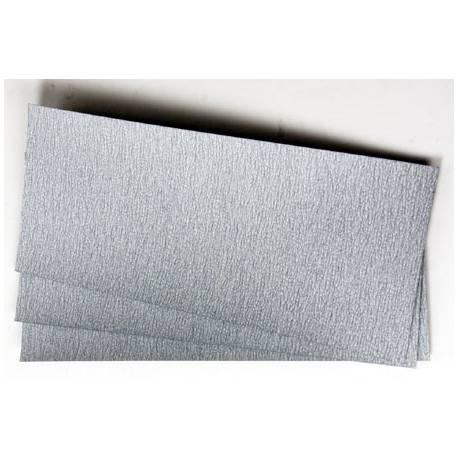 Assortiment de papiers abrasifs fins