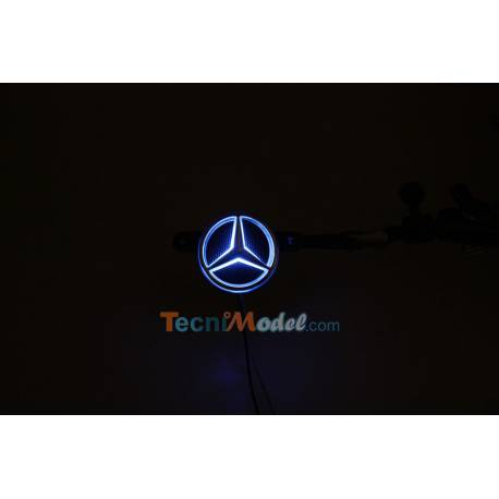 Logo Etoile MB éclairant (bleu)