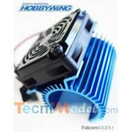 HOBBYWING FAN COMBO C1 (Radiateur + ventilateur 5v) pour moteurs de diamètre 36mm