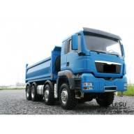 Camion RC MAN 8x8 Benne LESU