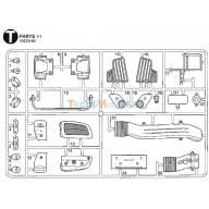 Grappe T Filtre Air Arocs Tamiya 9225180