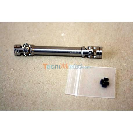 Arbre de transmission Acier Inox 78-108mm