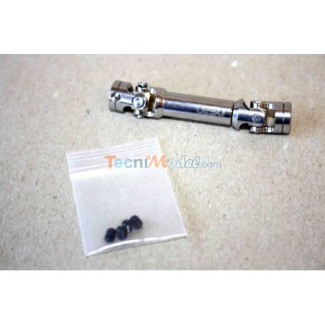 Arbre de transmission Acier Inox 58-73mm LESU CVD58-73-5