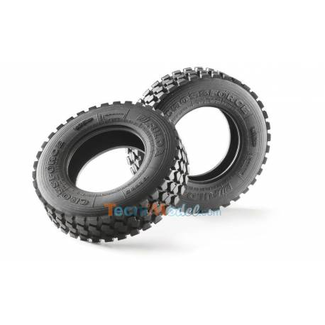 2 pneus TT CROSSFORCE FULDA