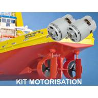 Kit de propulsion pour Happy Hunter ro1108