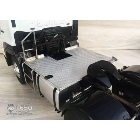 Plateforme pour Scania Tamiya R620 ou R470 Marque LESU