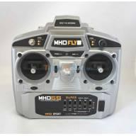 Radiocommande 6voies 2.4 Ghz MHD6S