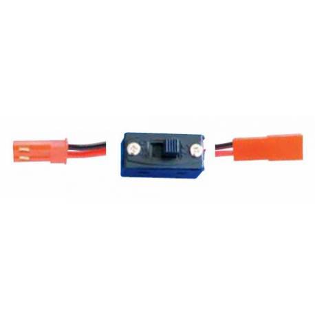 Cordon interrupteur RX BEC/BEC