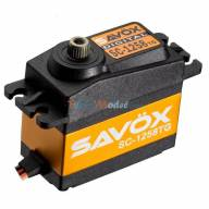 Servo Savöx Standard DIGITAL SC-1258TG 12kg-0.08s