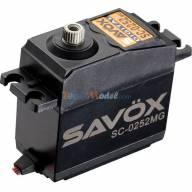 Servo Savöx Standard DIGITAL SX-SC-0252MG 10.5kg-0.19s
