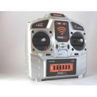 Radio 4 voies 2.4 Ghz MHD4S (MODE 2) + récepteur