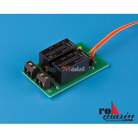Module relais Inversion de polarité