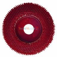 Disque à râper métallique en carbure tungstène Ø50mm pour LHW PROXXON 29050
