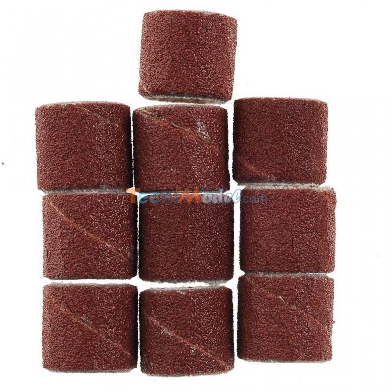 papier meri forme cylindrique 14 mm grain 120 par 10 pi ces proxxon 28979. Black Bedroom Furniture Sets. Home Design Ideas