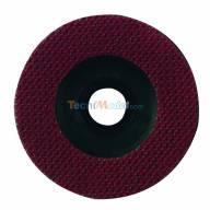 Disque souple avec surface agrippante pour adaptation de disques pour meuleuse LHW PROXXON 28548