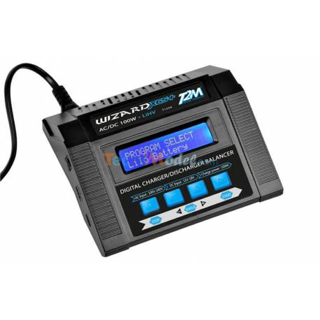 Chargeur T2M Wizard X6S+ 100w T2M T1234