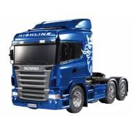 Scania R620 Highline Bleu 1/14 Tamiya RTR + MFC-03 Ref Tamiya 23674