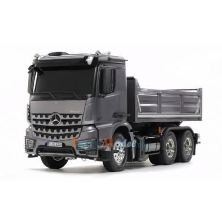 Camion Tamiya Mercedes Arocs 3348 benne 56357