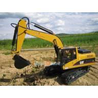 Kit Excavatrice CAT CTI RedLine 1/16 505218