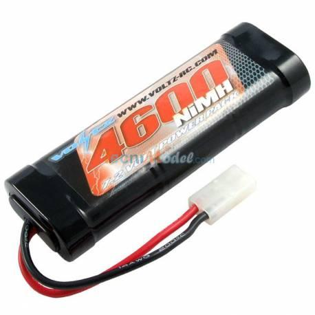 Batterie Nimh 7.2v 4600mAh Voltz VZ0020