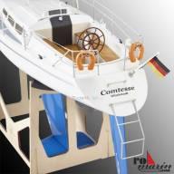 "Accastillage pour voilier Comtesse ""roMarin by Krick"" ro1073"