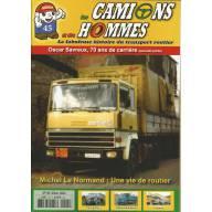 """Magazine """"Des Camions et des Hommes"""" n°45"""