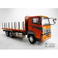 Camion porteur plateau LESU avec cabine Hino LESU LS-A0004