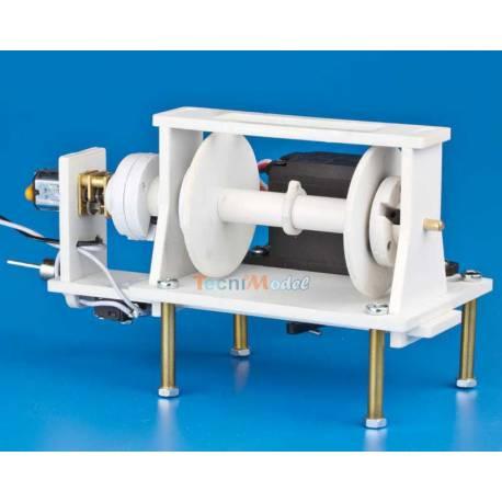 Kit treuil d'ancre fonctionnel pour 2 ancres KRICK 65312
