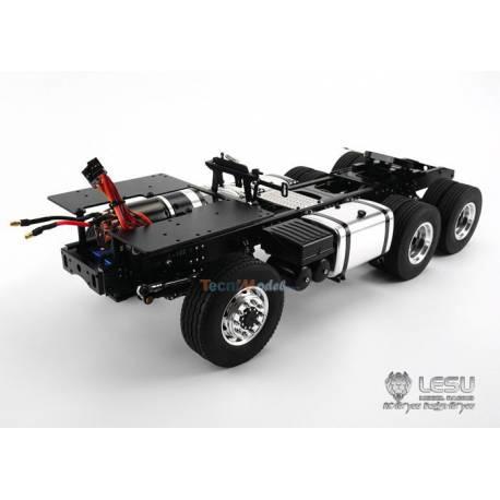 Châssis tracteur 6x6 LESU pour Scania Tamiya R620