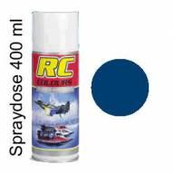 RC 52 bleu foncé 400 ml aérosol RC Colours KRICK 320052
