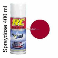 RC 20 Rouge 400 ml aérosol RC Colours KRICK 320020