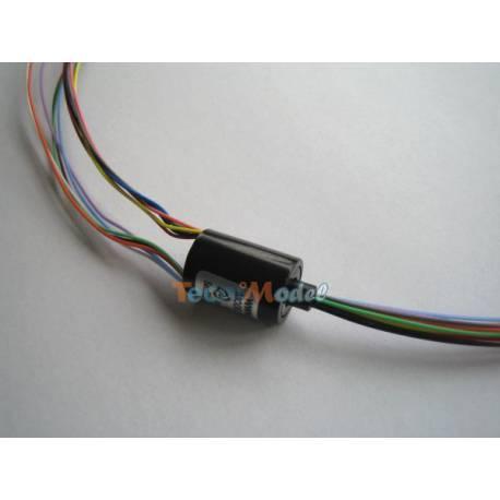 Connecteur rotatif 12 pôles